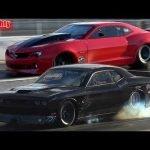 Street Outlaws Vixen beats Ryan Martin and the Fireball Camaro