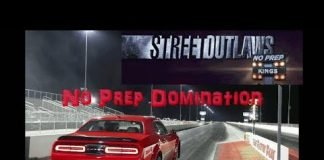 Dodge Demon dominates Street Outlaws No Prep Kings