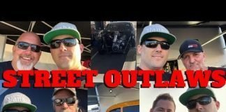 Got to shadow Keith Szabo at Street Outlaw's no prep kings event!
