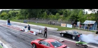 Street Legal Class No Prep Racing WIR