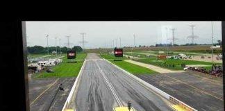 Ryan Martin FIREBALL vs. Larry Larson No Prep Racing Grudge Match at No Prep Kings Joliet