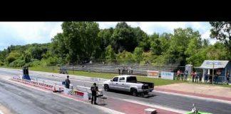 Truck Class No Prep Racing WIR