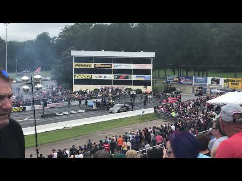 Larry Larson vs Firebird at No Prep Kings Maple Groce