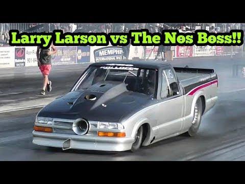 Larry Larson vs The Nos Boss at Memphis No Prep Kings 2