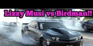 LIzzy Musi in the AfterShock vs Birdman at Memphis No Prep Kings Grudge match