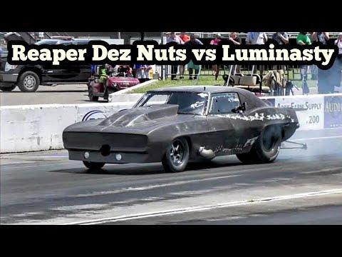 Reaper Dez Nuts vs Luminasty at Memphis No Prep Kings 2