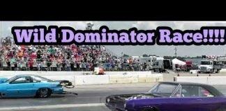 Wild Dominator vs Bird Boyz race at Memphis No Prep Kings 2