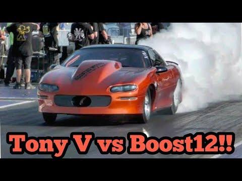 Tony V vs Boost12 at Memphis No Prep Kings 2 - No Prep