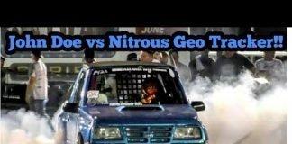 John Doe vs Nitrous Geo Tracker at Memphis No Prep Kings 2