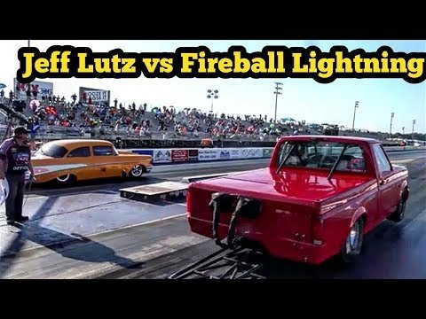Fireball Lightning vs Jeff Lutz at Memphis No Prep Kings 2