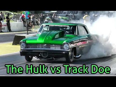 The Hulk vs Track Doe at No Prep Kings 2 in Topeka Kansas