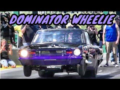 Dominator getting down at No Prep Kings 2 at topeka kansas