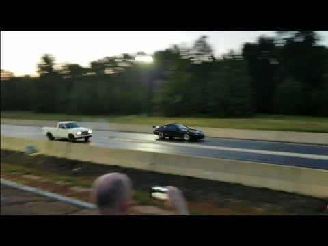 no prep racing at centerville Drag strip bewteen a ls swapped s10 and a ls swapped Mustang