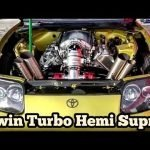 Turbo Hemi Supra at winter meltdown no prep