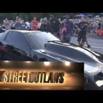Kye Kelley (Shocker from Street Outlaws) in Hagerstown Md Mason Dixon Dragway vs Bowie and Proctor