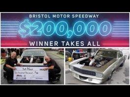 Megalodon Wins 200k Bristol No Prep – Street Race Talk Episode 140