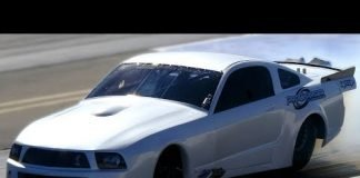 Street Outlaws Kayla Morton New ProCharged Mustang