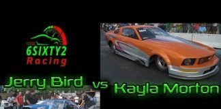 Kayla Morton Takes Down Jerry Bird. All In No Prep Weekend (4k video)