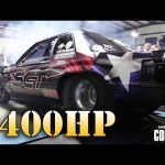 Mike Murillo's 2419hp Mustang – Dyno Pull