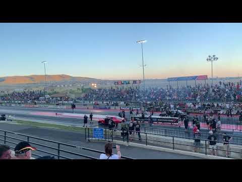 Fireball Camaro vs Mike Murillo No Prep season 2 40k FINALS! Denver CO bandimere 9/22-18