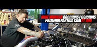MIKE MURILLO DO CORRIDAS PROIBIDAS! PRIMEIRA PARTIDA!