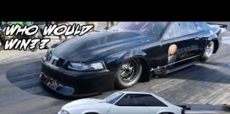 STREET OUTLAWS CHUCK IN THE DEATH TRAP VS ARMAGEDDON??? WHO WOULD WIN??