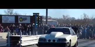 Street Outlaws Chuck Seitsinger VS Humphrey  Mustang Redemption Nov 29 2014