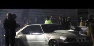 Street Outlaws Chuck Seitsinger Makes it to Finals Friday Night Redemption 10.0 (4k)