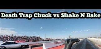 Death Trap Chuck vs Shake N Bake at Redemption 13 no prep
