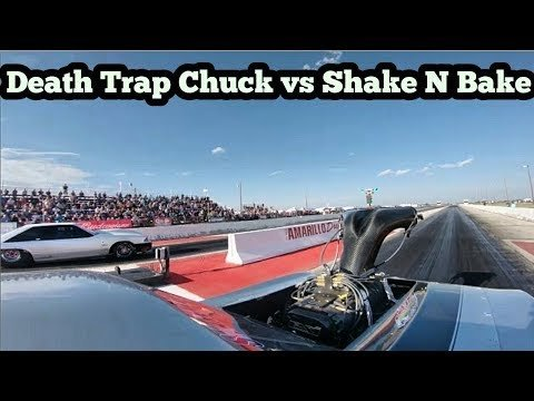 Death Trap Chuck vs Shake N Bake at Redemption 13 no prep