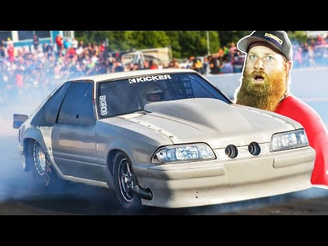 DEATH TRAP Street Outlaw Mustang Takes Fred's SOUL!
