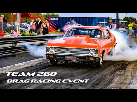 Team 260 Neglection No Prep 2.0 Drag Racing | 317 AERIALS