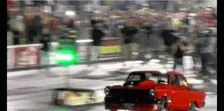 Boddie vs Larry Larson at the Memphis Street Outlaws No Prep
