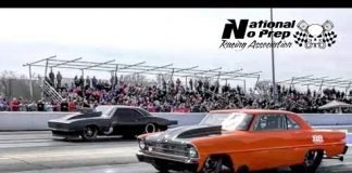 Cali Chris vs The Godfather in a crazy race! At the Street Kings Finale in Tulsa, OK