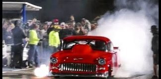 The 55 wins outlaws big tire at No Prep Kings in Tucson