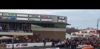 Street Outlaw No Prep Kings Rounds Finals 3/10/2018