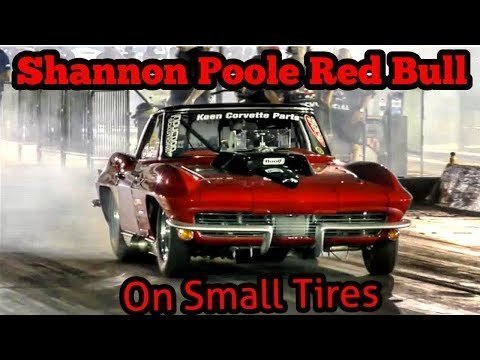 Shannon Poole Red Bull vs Russell Stone Procharged Fox at Memphis No Prep Kings 2