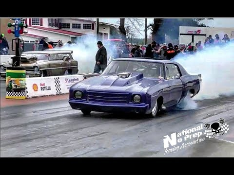 Street Beast Doc vs Swamp Thing at Galot No Prep Kings Filming