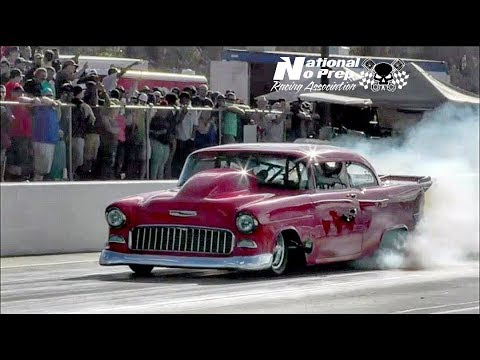 The 55 vs Scott Taylor's Track Doe at Orangeburg No Prep Kings Filming