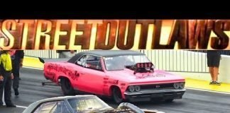 Street Outlaws No Prep KINGS Stinky PINKY vs MEGLADON