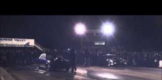 Street Outlaws Dominator VS Silver Unit No Prep Race.