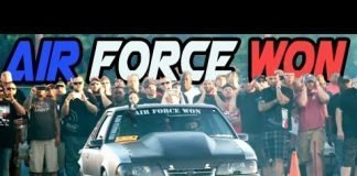 Air Force Won - UNSTOPPABLE No-Prep Racer!