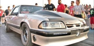 BOOSTED Fox Body Mustang - 118MM TURBO!?
