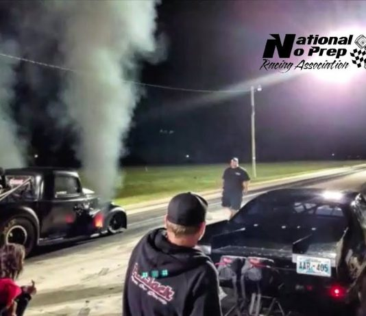 Big Chief vs Tony Rizzi's Diesel truck in Cash Days