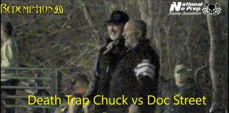 Doc Street Beast vs Death Trap Chuck at Redemption 9 no prep