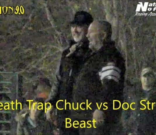 Doc Street Beast vs Death Trap Chuck at Redemption 9 no prep