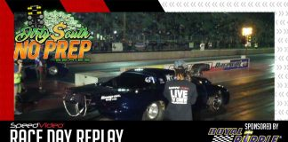 Frankie Taylor Gets Upset At The Dirty South No Prep Racing Series San Antonio Event