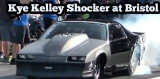 Kye Kelley Shocker vs Luminasty at Bristol
