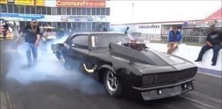 "Kye Kelley ""Shocker"" vs The Godfather at Royal Purple Raceway"
