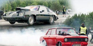 Nitrous Monza & TT Lsx Opel VS No Prep Big Tire Class